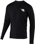 Product image for Troy Lee Designs Skully Long Sleeve Tee
