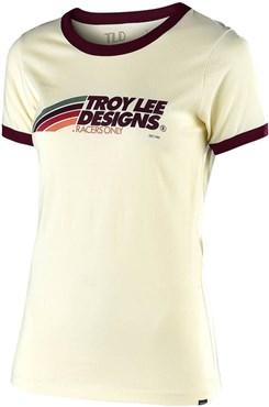 Troy Lee Designs Womens Velo Short Sleeve Tee
