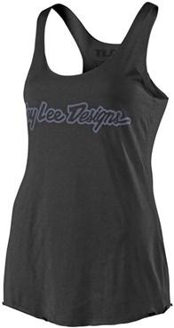 Troy Lee Designs Womens Signature Sleeveless Tank