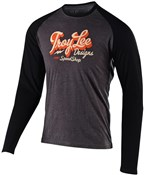 Troy Lee Designs Vintage Speed Shop Long Sleeve Tee