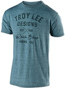 Troy Lee Designs Vintage Race Shop Short Sleeve Tee