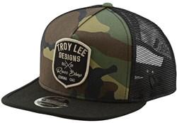 Troy Lee Designs Vintage Race Shop Snapback Hat