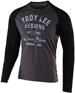 Troy Lee Designs Vintage Race Shop Long Sleeve Tee