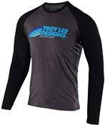 Troy Lee Designs Velo Long Sleeve Tee