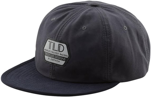 Troy Lee Designs Reflective Factory Snapback Hat