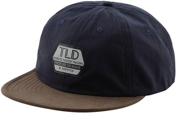 Troy Lee Designs Reflective Factory Snapback Hat