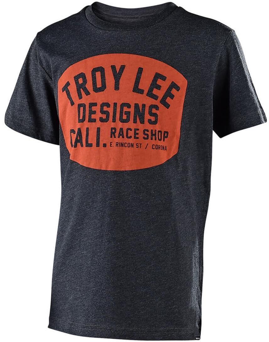 Troy Lee Designs Blockworks Youth Short Sleeve Tee | Jerseys