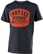 Troy Lee Designs Blockworks Youth Short Sleeve Tee