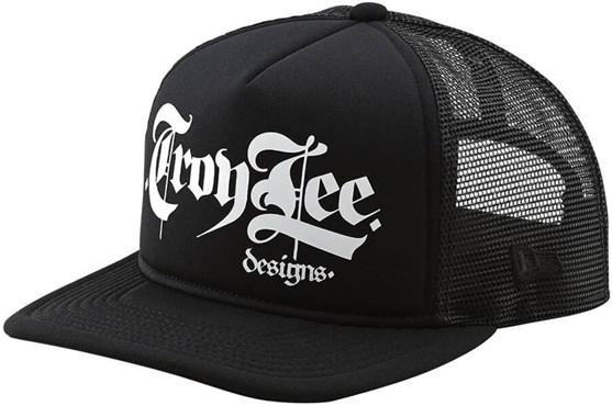 Troy Lee Designs Script Snapback Hat