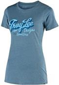 Troy Lee Designs Vintage Speed Shop Womens Short Sleeve Tee