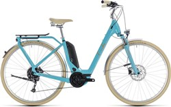 Cube Elly Ride Hybrid 400 Easy Entry - Nearly New - 54cm 2018 - Electric Hybrid Bike