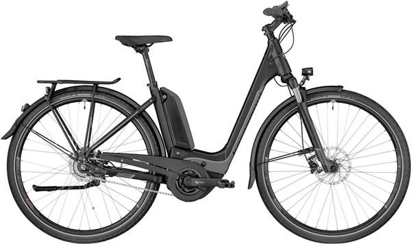 Bergamont E-Horizon N7 FH 400 Wave - Nearly New - 48cm 2018 - Electric Hybrid Bike