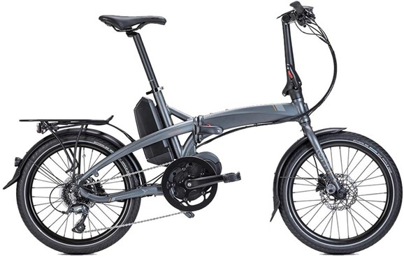 Tern Vektron D8 2019 - Electric Hybrid Bike