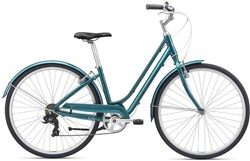Liv Flourish 3 Womens - Nearly New - XS 2019 - Hybrid Classic Bike
