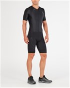 2XU Comp Full Zip Sleeved Trisuit