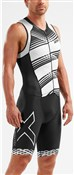 2XU Compression Full Zip Trisuit