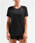 2XU GHST Short Sleeve Womens Tee