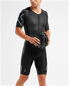 2XU Perform Full Zip Sleeved Trisuit