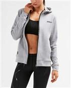 2XU Urban Long Sleeve Womens Zip Hoodie