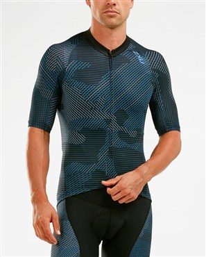 2XU Aero Cycle Jersey