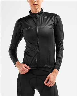 2XU Wind Defence Womens Cycle Jacket