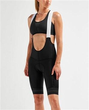 2XU Elite Womens Cycle Bib Shorts
