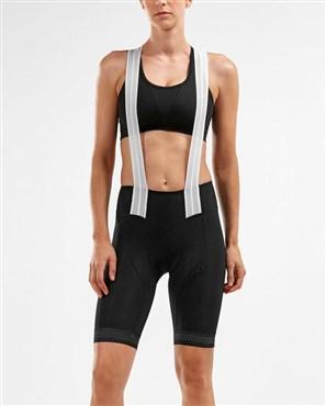 2XU Compression Womens Cycle Bib Shorts