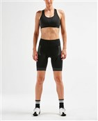 2XU Steel X Comp Womens Cycle Shorts