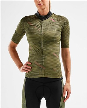2XU Aero Womens Cycle Jersey
