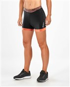 "2XU Active 4.5"" Womens Tri Shorts"