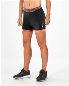 "2XU Active 7"" Womens Tri Shorts"