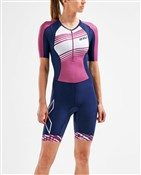 2XU Compression Sleeved Womens Trisuit