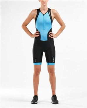 2XU Perform Front Zip Womens Trisuit
