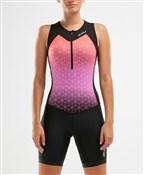 2XU Active Womens Trisuit
