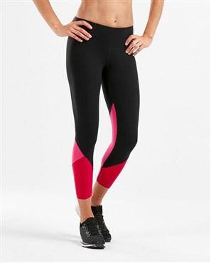 2XU Fitness Splice Comp 7/8 Womens Tights