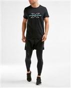 2XU Urban Short Sleeve Crew Graphic Tee