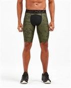 Product image for 2XU Print Accelerate Comp Shorts