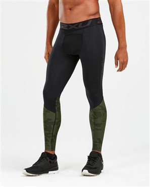 2XU Accelerate Comp Tights with Storage