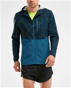 Product image for 2XU GHST Woven 2 In 1 Jacket