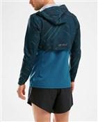 2XU GHST Woven 2 In 1 Jacket