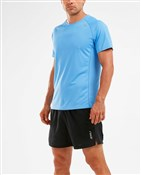 Product image for 2XU XVENT Short Sleeve Tee
