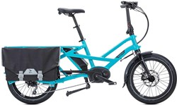 Product image for Tern Tern GSD S10 Compact Utility 2019 - Electric Hybrid Bike