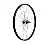 "Product image for Wilkinson Front QR Wheel 24"" Black"