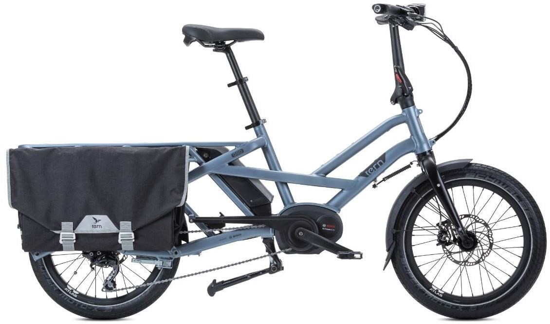 Tern GSD S10 Performance 2019 - Electric Cargo Bike | City-cykler