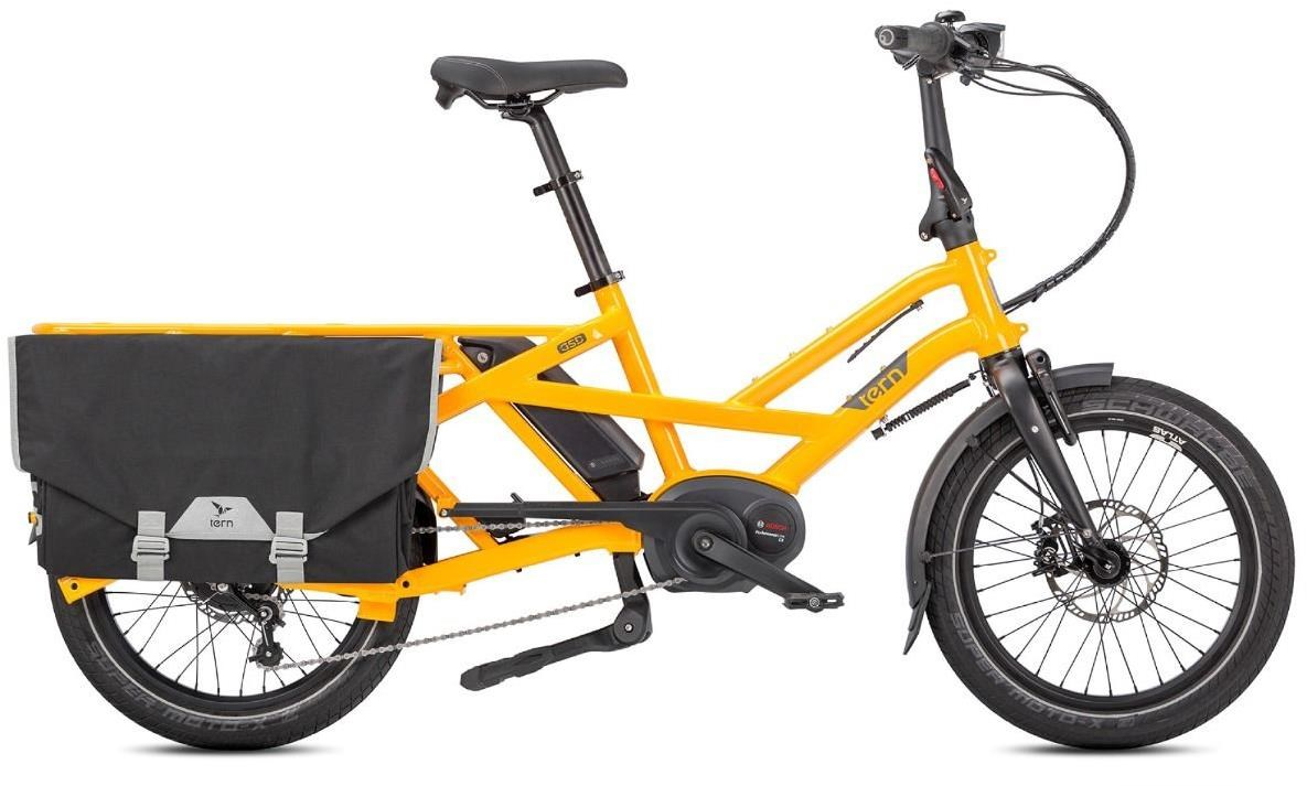 Tern GSD S00 Compact Utility 2019 - Electric Hybrid Bike | City-cykler