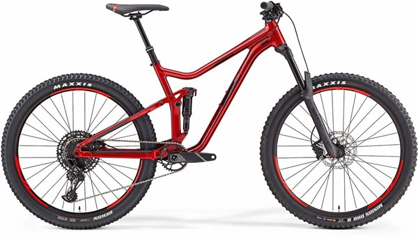 "Merida One-Forty 600 27.5"" - Nearly New - 18.5"" 2019 - Trail Full Suspension MTB Bike"