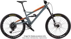 Product image for Orange Alpine 6 Mk2Pro Mountain Bike 2019 - Full Suspension MTB