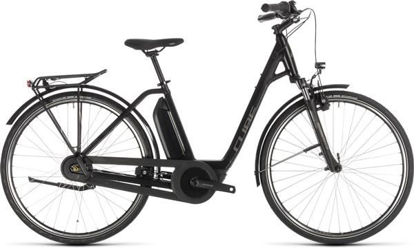 Cube Town Hybrid One 500 Womens - Nearly New - 50cm 2019 - Electric Hybrid Bike