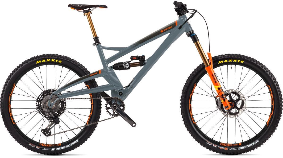 Orange Alpine 6 XTR 27.5