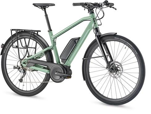 Moustache Friday 28.1 2019 - Electric Hybrid Bike
